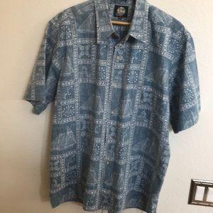 Reyn Spooner shirt Button down XXL